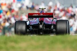Charles Leclerc Sauber Japanese GP F1/2018