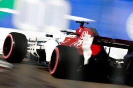 Sauber Russian GP F1/2018