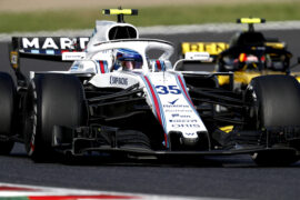 Suzuka Circuit, Suzuka, Japan Sunday 7 October 2018. Sergey Sirotkin, Williams FW41.