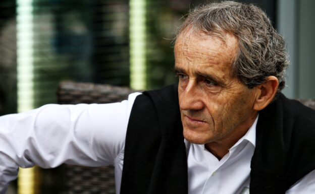 Prost says to boycott F1 if reverse grids get green light