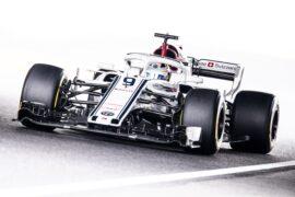 Marcus Ericsson, Alfa Romeo Sauber C37 at Formula One World Championship, Rd17, Japanese Grand Prix, Practice, Suzuka, Japan, Friday 5 October 2018.