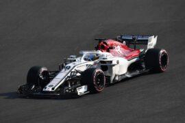 Marcus Ericsson, Alfa Romeo Sauber C37 at Formula One World Championship, Rd19, Mexican Grand Prix 2018.