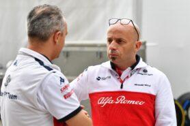 Binotto: Ferrari's Resta to Haas because of budget cap