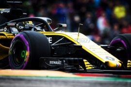 Nico Hulkenberg (GER) Renault Sport F1 Team RS18. United States Grand Prix Circuit of the Americas, Austin, Texas, USA.