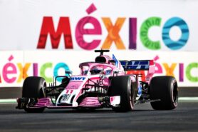 Mexico to stop funding grand prix