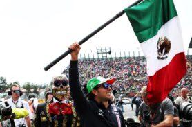 Perez hopes for Mexico GP rescue