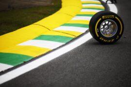 Brazilian GP Pirelli F1/2018
