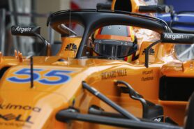 Sainz likes the look of 'very different' new McLaren
