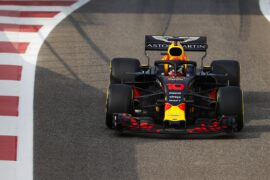 Pierre Gasly, Red Bull Racing RB14 during the Test Days at Yas Marina Circuit on November 28, 2018 in Yas Marina Circuit, United Arab Emirates.