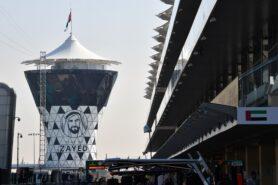Lap times 1st practice 2018 Abu Dhabi F1 Grand Prix
