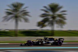2018 Abu Dhabi GP Carlos Sainz Renault