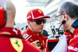 Raikkonen-Ferrari return rumours played down