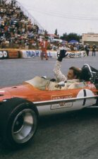Lotus 49B driven by Graham Hill in Monaco (1969)