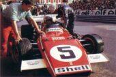 Ferrari 312B2 driven by Clay Regazzoni at Monaco (1971)