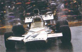 McLaren M19C driven by Denny Hulme in Monaco 1972 (1972-1973)