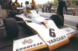 1973 Spanish Grand Prix: F1 Race Winner, Podium & Results