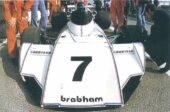 Brabham BT43 Spain(1974)