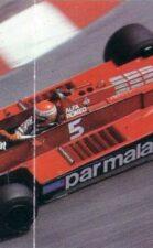 Brabham BT48 driven by Niki Lauda at Monaco (1979)