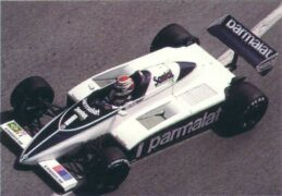 Piquet VS Salazar backmarker incident 1982