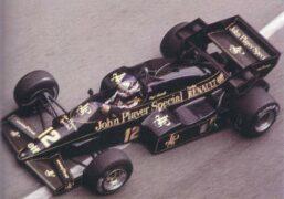 Lotus 95T driven by Nigel Mansell in Monaco (1984)