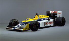 1987 Williams Honda FW11B