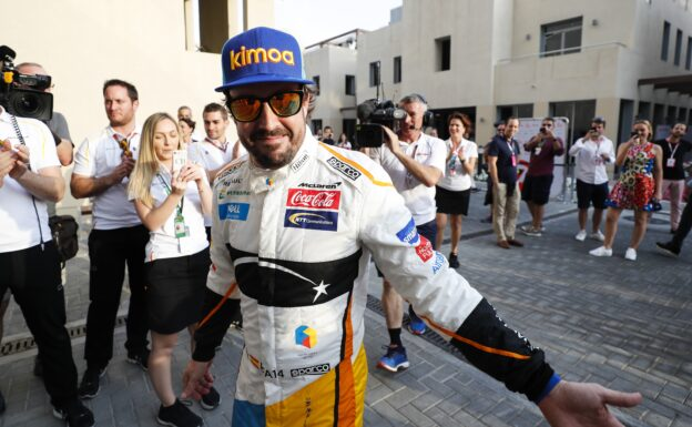 Alonso to attend Imola & Abu Dhabi races