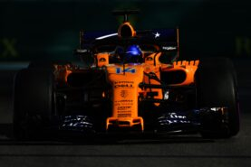McLaren to race 'very different car' in 2019