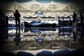 Yas Marina Circuit, Yas Island, Abu Dhabi 2018. Robert Kubica, Williams FW41