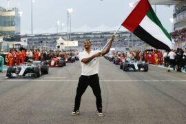 FORMULA 1 2018 ABU DHABI GRAND PRIX Will Smith at the start.