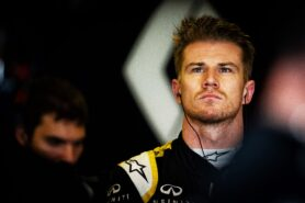 Hulkenberg: Podium drought may not end in 2019