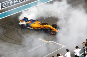 Brown: McLaren 'hard at work' on 2019 car