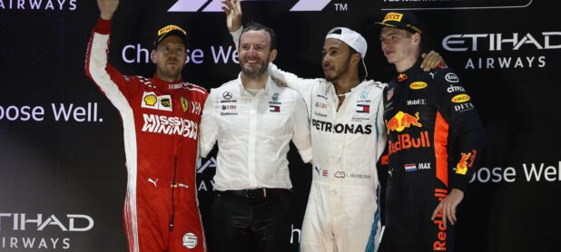 Race Results 2018 Abu Dhabi F1 Grand Prix