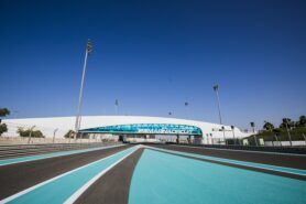 How to Ace the Yas Marina Circuit!