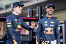 Verstappen & Ricciardo: Last on the sofa episode