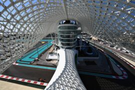 Lap times 2nd practice 2018 Abu Dhabi F1 Grand Prix