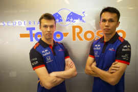 Albon wants to be on the pace 'immediately'