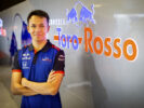 Who is 2019 Rookie Toro Rosso driver Alexander Albon