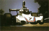 Brabham BT44B driven by Carlos Reutemann in Germany (1975)