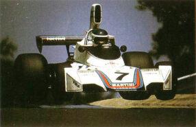 Brabham BT44B driven by Carlos Reutemann in Germany (1975)