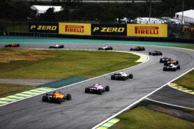 Driver comments 2018 Brazil F1 GP