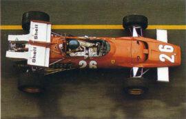 Ferrari 31971 Monaco Grand Prix: F1 Race Winner, Podium & Results