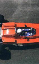 Ferrari 312B3 driven by Merzario Monaco GP (1973)