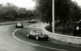 1957 Monaco F1 Grand Prix Highlights