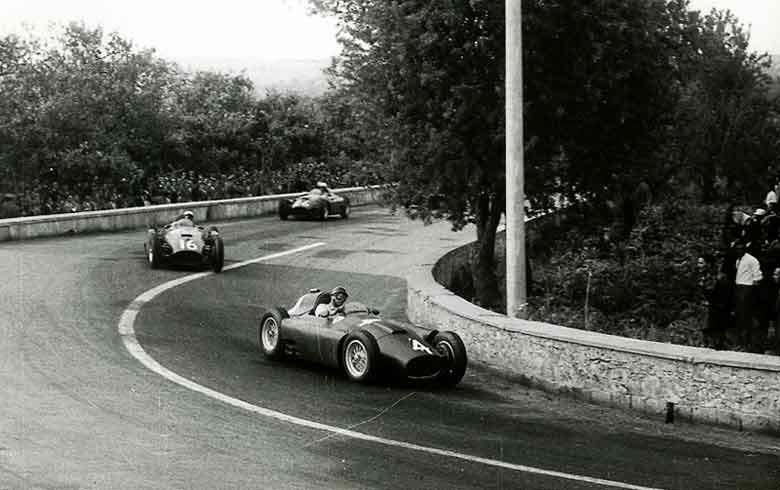 Ferrari D50 (1955-1957)