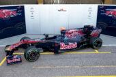 Toro Rosso STR5 Ferrari V8 car (2010)