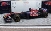 Toro Rosso STR6 car (2011)
