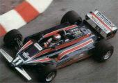 Lotus 81 driven by Mario Andretti in Monaco (1980)