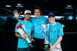 Speed Dating with Toto, Lewis & Valtteri