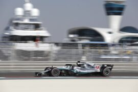 Lap times 3rd practice 2018 Abu Dhabi F1 Grand Prix