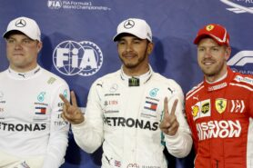 Qualifying results 2018 Abu Dhabi F1 Grand Prix